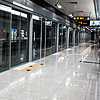 Squeaky Clean Photo: The Seoul subway at Gubanpo station on the number 9 line.