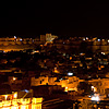 Bright Lights Little City Photo: Night lights of the city of Jaisalmer and its fort.