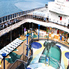 Cruisin' Photo: A docked Carnival Cruise ship is ready to embark on a 5 day tour through the Inside Passage.