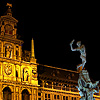 photo: Hand Heave - City Hall and its famous fountain located at Grote Markt (Great Market).