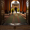 Islamic Institution Photo: The south entry gate of Jamia Masjid, Srinagar's Main Mosque.