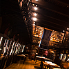 photo: Antique Archives - Long exposure of the Nottebohmzaal room at the Hendrik Conscience Library.