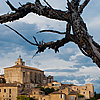 Twisted Timber Photo: Enchanting Gordes, perched on a large hill, is the most picturesque village in Provence.