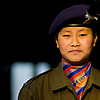 Female Sikkimese Police Photo: An early morning photo of a nice young lady serving in Sikkim's police force (ARCHIVED PHOTO on the weekends - originally photographed 2008/01/12).