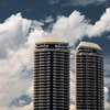 High Rise Apartment (Before-After) Photo: An astronomically-priced high rise apartment among the clouds in Bangkok.