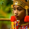 Dancing Damsel Photo: A young dancer performs a traditional Balinese dance (ARCHIVED PHOTO on the weekends - originally photographed 2006/10/16).