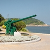 The Big Dig Photo: The entrance to the Nangan Beihai military tunnel in the Matsu Islands of Taiwan.